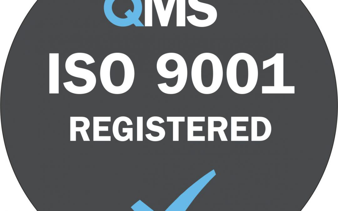 4Secure are ISO:9001 certified