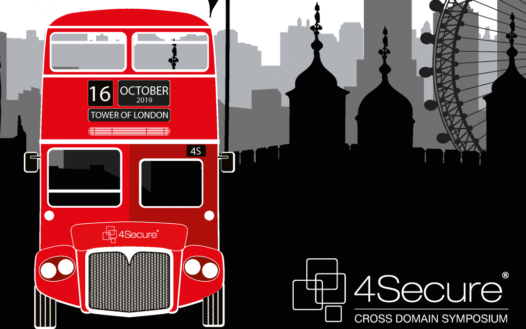4Secure Cross Domain Symposium Venue Announced – Contact us to find out more!