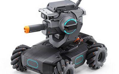 Win a RoboMaster S1!